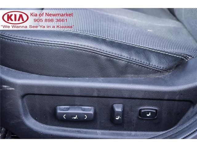 2011 Kia Optima Hybrid Premium (Stk: 180630A) in Newmarket - Image 12 of 20