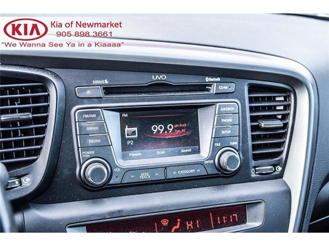 2011 Kia Optima Hybrid Premium (Stk: 180630A) in Newmarket - Image 14 of 20