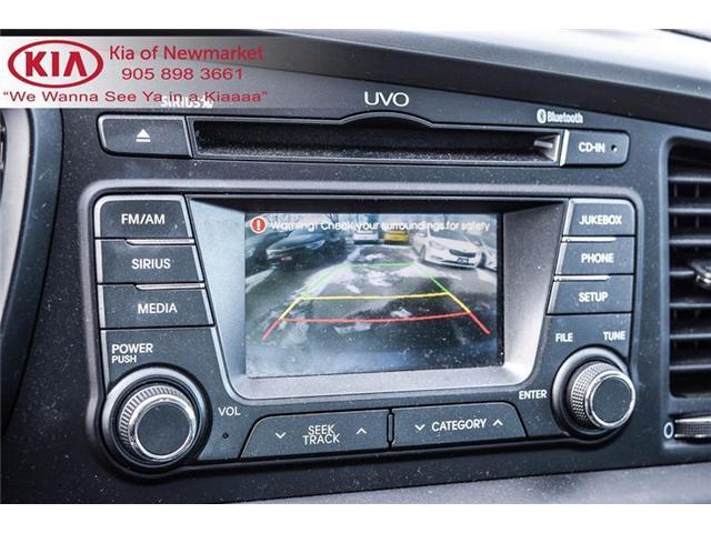 2011 Kia Optima Hybrid Premium (Stk: 180630A) in Newmarket - Image 16 of 20