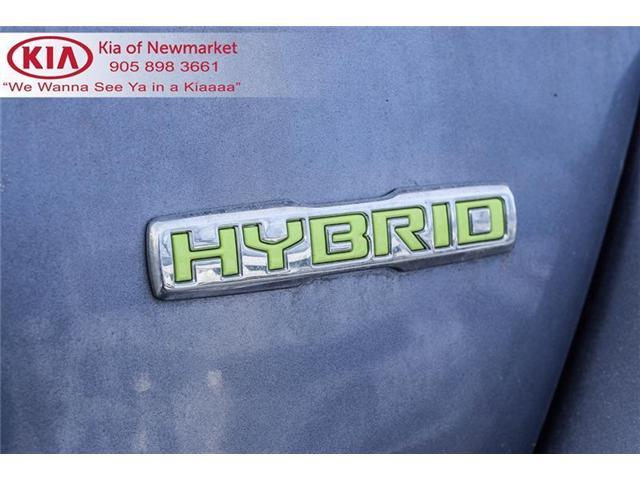 2011 Kia Optima Hybrid Premium (Stk: 180630A) in Newmarket - Image 19 of 20