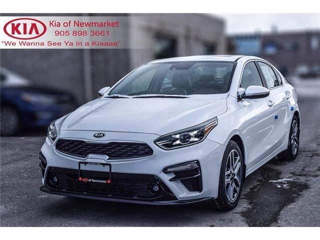 2019 Kia Forte  (Stk: 190251) in Newmarket - Image 1 of 20