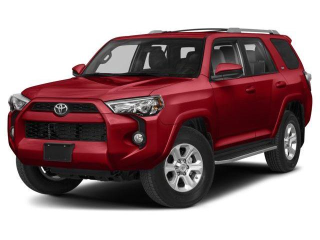 2019 Toyota 4Runner SR5 (Stk: 19147) in Brandon - Image 1 of 9