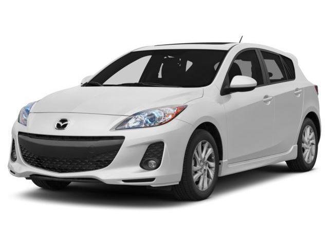 2012 Mazda Mazda3 GX (Stk: D11427A) in Ottawa - Image 1 of 1