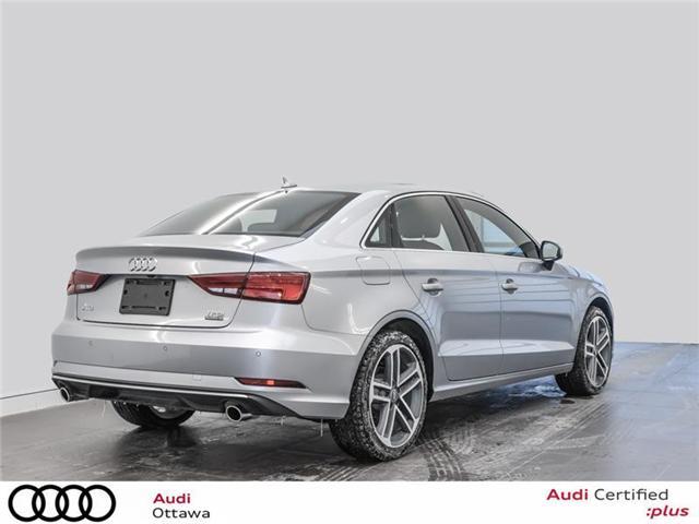 2018 Audi A3 2.0T Progressiv (Stk: 51884) in Ottawa - Image 3 of 22