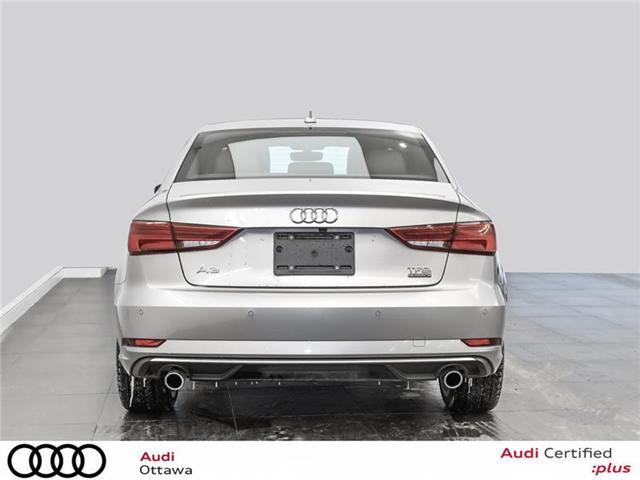 2018 Audi A3 2.0T Progressiv (Stk: 51884) in Ottawa - Image 6 of 22