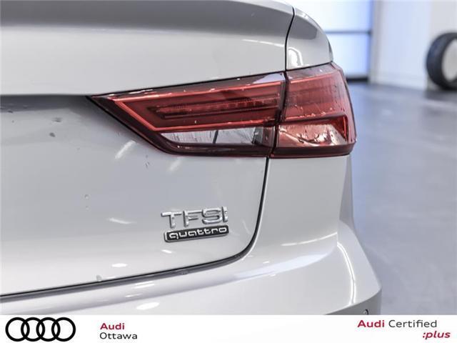 2018 Audi A3 2.0T Progressiv (Stk: 51884) in Ottawa - Image 9 of 22