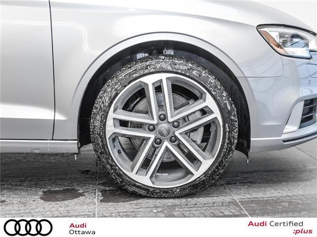 2018 Audi A3 2.0T Progressiv (Stk: 51884) in Ottawa - Image 12 of 22