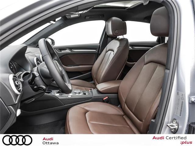 2018 Audi A3 2.0T Progressiv (Stk: 51884) in Ottawa - Image 16 of 22