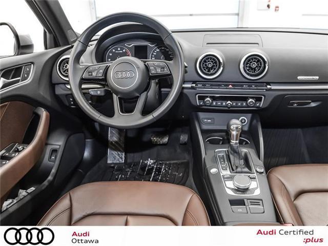 2018 Audi A3 2.0T Progressiv (Stk: 51884) in Ottawa - Image 17 of 22