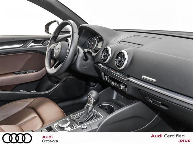 2018 Audi A3 2.0T Progressiv (Stk: 51884) in Ottawa - Image 18 of 22
