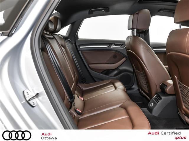 2018 Audi A3 2.0T Progressiv (Stk: 51884) in Ottawa - Image 19 of 22