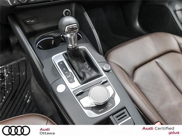2018 Audi A3 2.0T Progressiv (Stk: 51884) in Ottawa - Image 20 of 22
