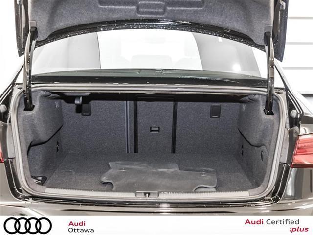 2018 Audi A3 2.0T Technik (Stk: 51898) in Ottawa - Image 7 of 22