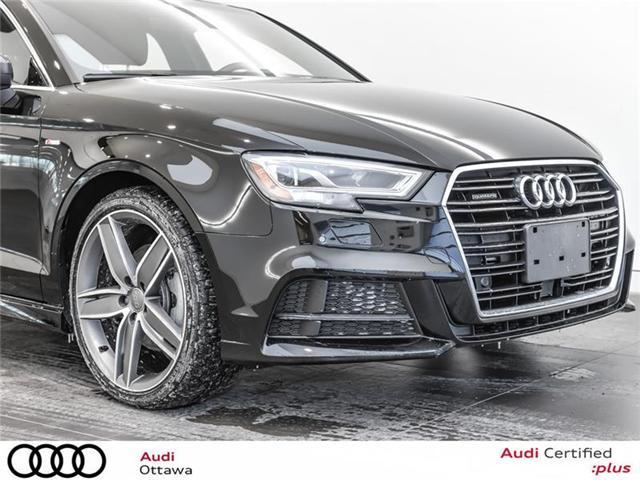 2018 Audi A3 2.0T Technik (Stk: 51898) in Ottawa - Image 11 of 22