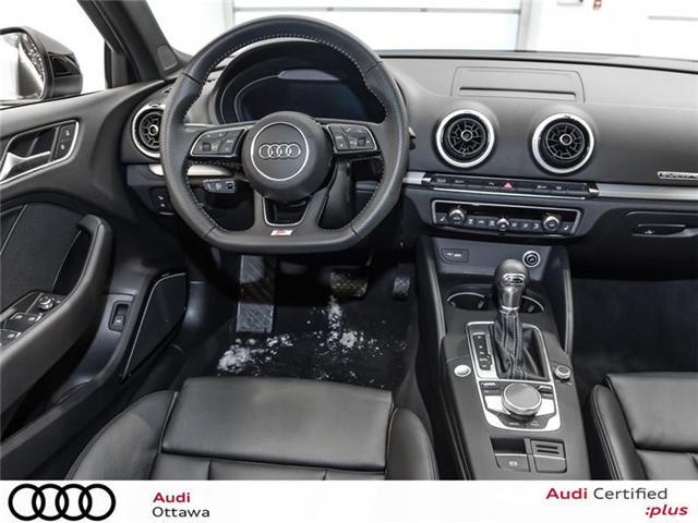 2018 Audi A3 2.0T Technik (Stk: 51898) in Ottawa - Image 17 of 22