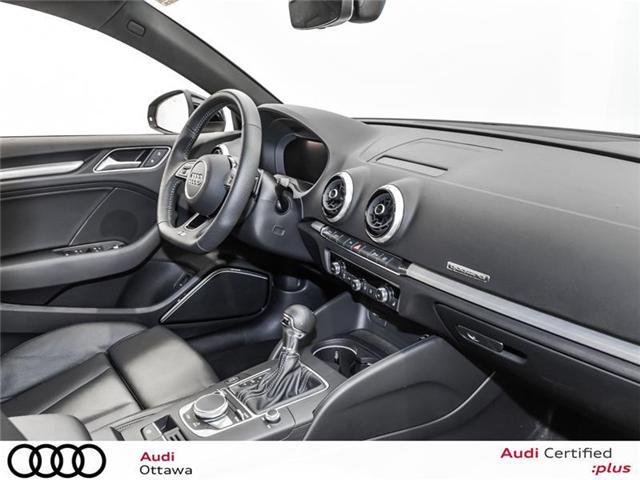 2018 Audi A3 2.0T Technik (Stk: 51898) in Ottawa - Image 18 of 22