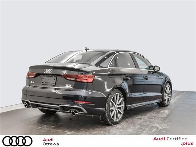 2018 Audi A3 2.0T Progressiv (Stk: 52056) in Ottawa - Image 3 of 22