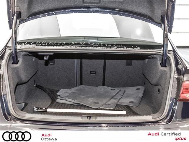 2018 Audi A3 2.0T Progressiv (Stk: 52056) in Ottawa - Image 7 of 22
