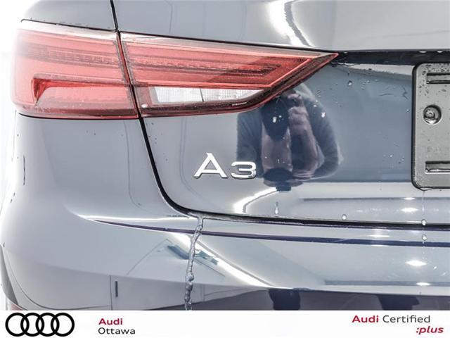 2018 Audi A3 2.0T Progressiv (Stk: 52056) in Ottawa - Image 8 of 22