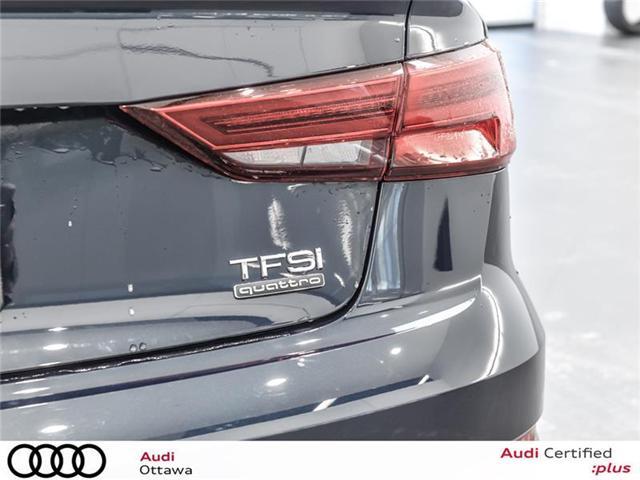 2018 Audi A3 2.0T Progressiv (Stk: 52056) in Ottawa - Image 9 of 22