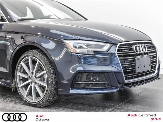 2018 Audi A3 2.0T Progressiv (Stk: 52056) in Ottawa - Image 11 of 22