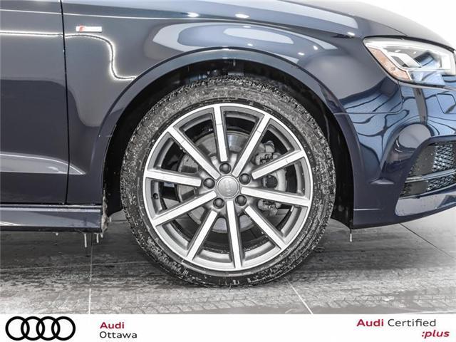 2018 Audi A3 2.0T Progressiv (Stk: 52056) in Ottawa - Image 12 of 22