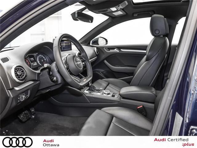 2018 Audi A3 2.0T Progressiv (Stk: 52056) in Ottawa - Image 15 of 22