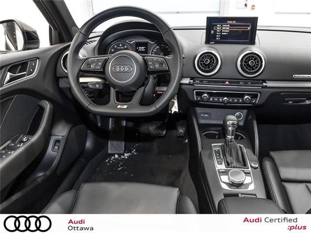 2018 Audi A3 2.0T Progressiv (Stk: 52056) in Ottawa - Image 17 of 22