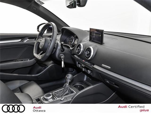 2018 Audi A3 2.0T Progressiv (Stk: 52056) in Ottawa - Image 18 of 22