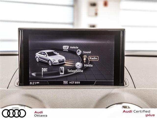 2018 Audi A3 2.0T Progressiv (Stk: 52056) in Ottawa - Image 22 of 22