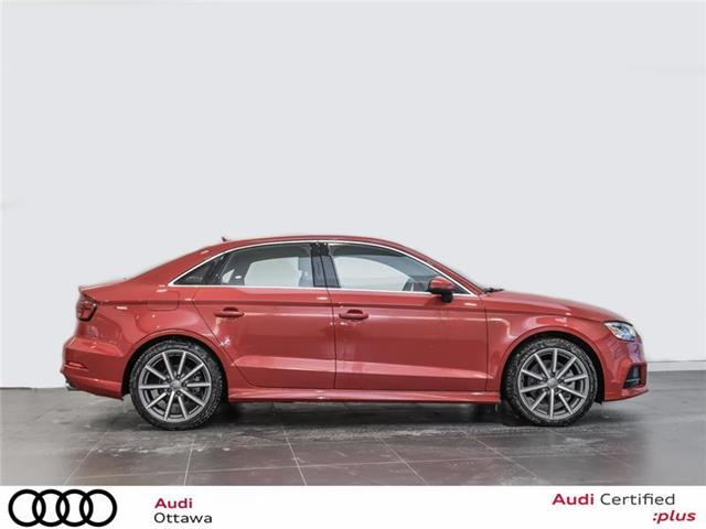2018 Audi A3 2.0T Progressiv (Stk: 52071) in Ottawa - Image 2 of 22