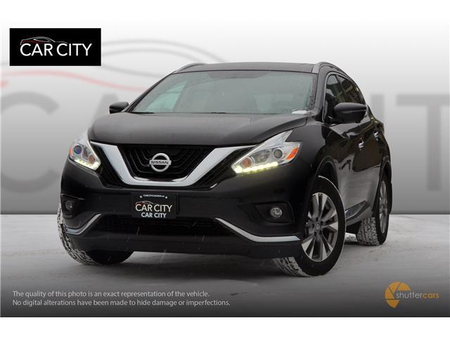 2017 Nissan Murano SL (Stk: 2569) in Ottawa - Image 1 of 20