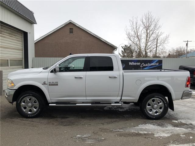 2018 RAM 2500 Laramie (Stk: 14317) in Fort Macleod - Image 2 of 23