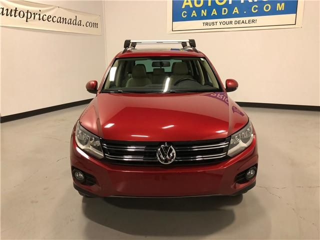 2015 Volkswagen Tiguan Comfortline (Stk: W0048) in Mississauga - Image 2 of 26