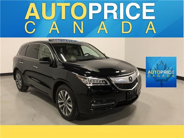 2015 Acura MDX Navigation Package (Stk: W0057) in Mississauga - Image 1 of 30
