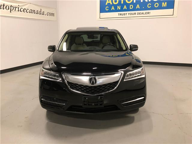 2015 Acura MDX Navigation Package (Stk: W0057) in Mississauga - Image 2 of 30
