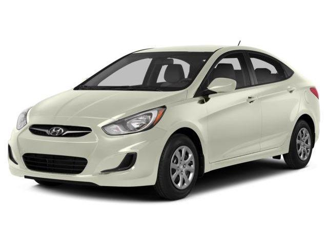 2014 Hyundai Accent GLS (Stk: 15772AZ) in Thunder Bay - Image 1 of 1