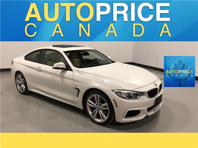 2014 BMW 435i xDrive (Stk: W0067) in Mississauga - Image 1 of 27