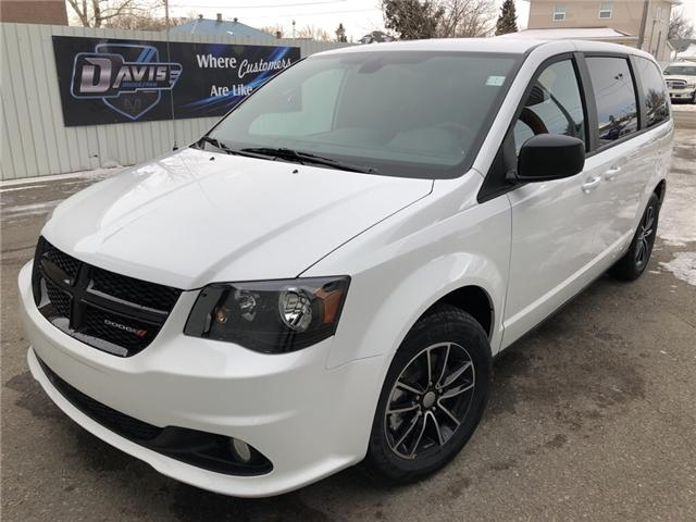 2019 Dodge Grand Caravan CVP/SXT (Stk: 14392) in Fort Macleod - Image 1 of 18