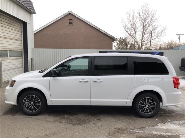 2019 Dodge Grand Caravan CVP/SXT (Stk: 14392) in Fort Macleod - Image 2 of 18