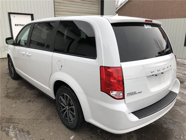 2019 Dodge Grand Caravan CVP/SXT (Stk: 14392) in Fort Macleod - Image 3 of 18