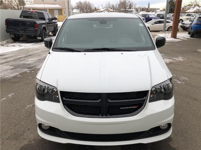 2019 Dodge Grand Caravan CVP/SXT (Stk: 14392) in Fort Macleod - Image 8 of 18