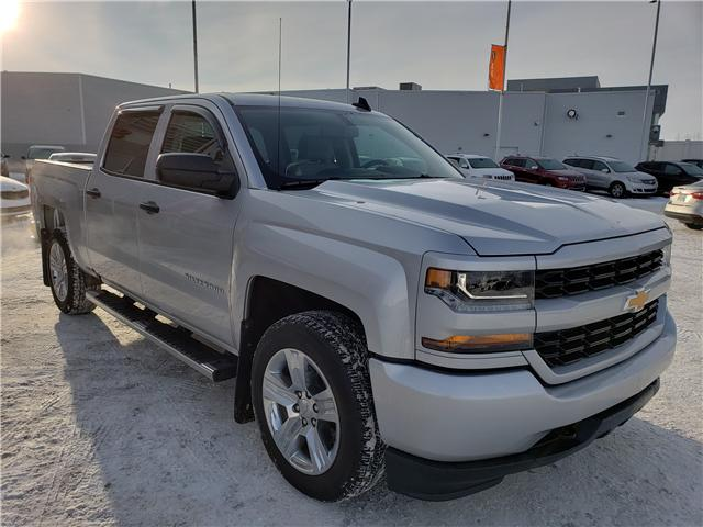 2018 Chevrolet Silverado 1500 Silverado Custom (Stk: V009) in Saskatoon - Image 2 of 23