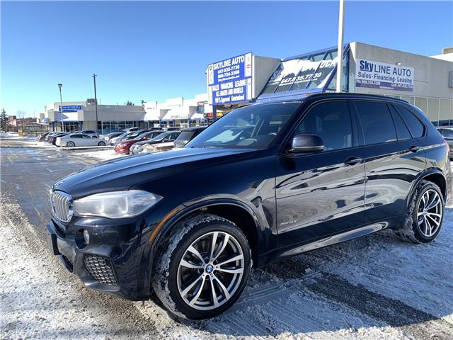 2014 BMW X5 50i (Stk: ) in Concord - Image 1 of 20