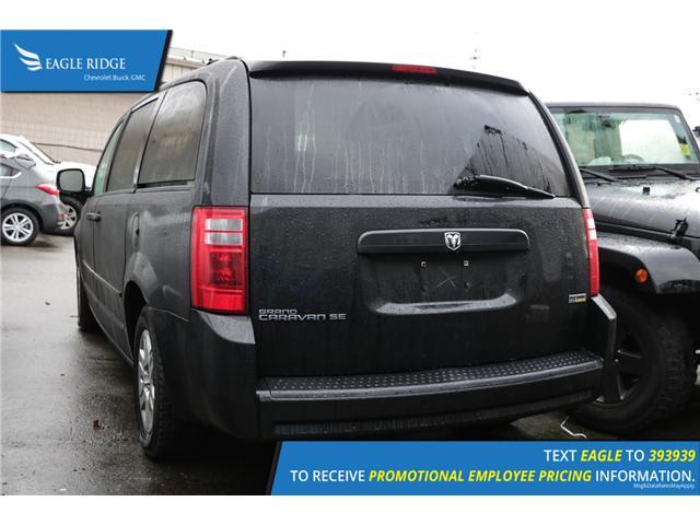 2008 Dodge Grand Caravan SE (Stk: 089232) in Coquitlam - Image 2 of 4