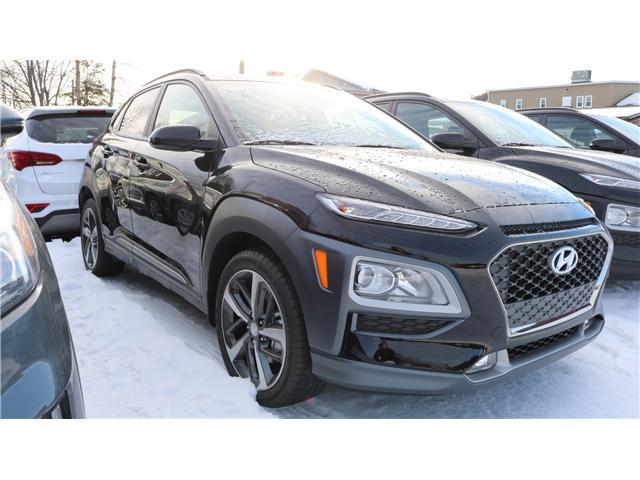 2019 Hyundai KONA 1.6T Trend (Stk: 99570) in Saint John - Image 1 of 2