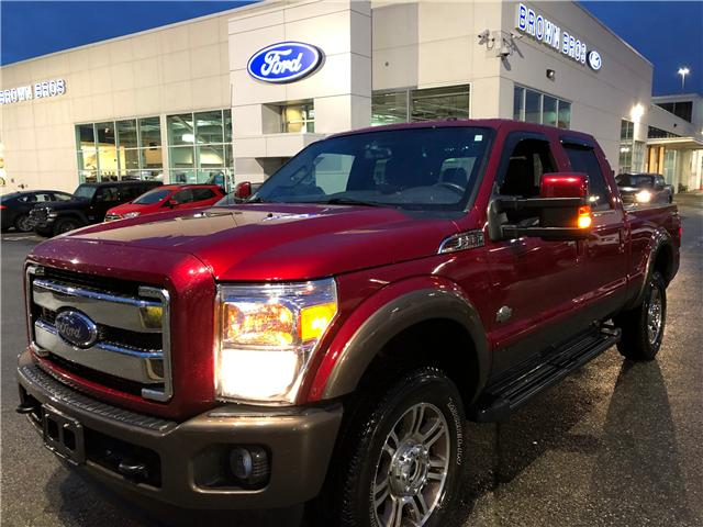 2016 Ford F-350 Lariat (Stk: 186900A) in Vancouver - Image 1 of 22