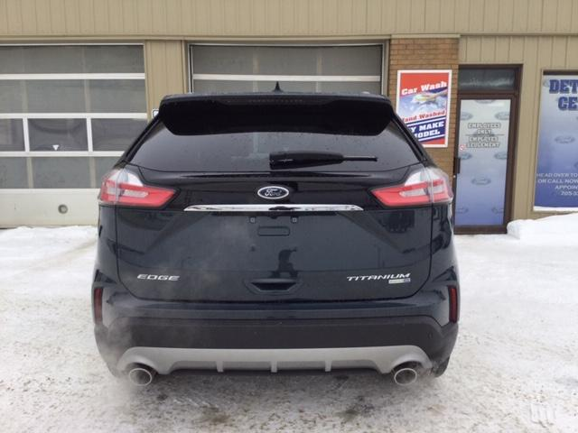 2019 Ford Edge Titanium (Stk: 19-127) in Kapuskasing - Image 3 of 7