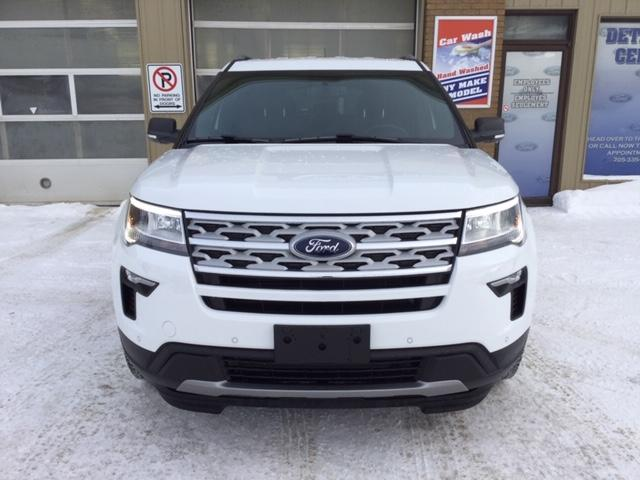 2019 Ford Explorer XLT (Stk: 19-76) in Kapuskasing - Image 2 of 8