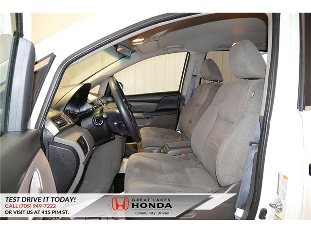 2016 Honda Odyssey SE (Stk: H6200A) in Sault Ste. Marie - Image 10 of 22